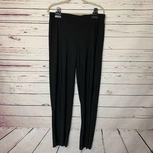 SALE 3/$20 IMAN Black pants XL